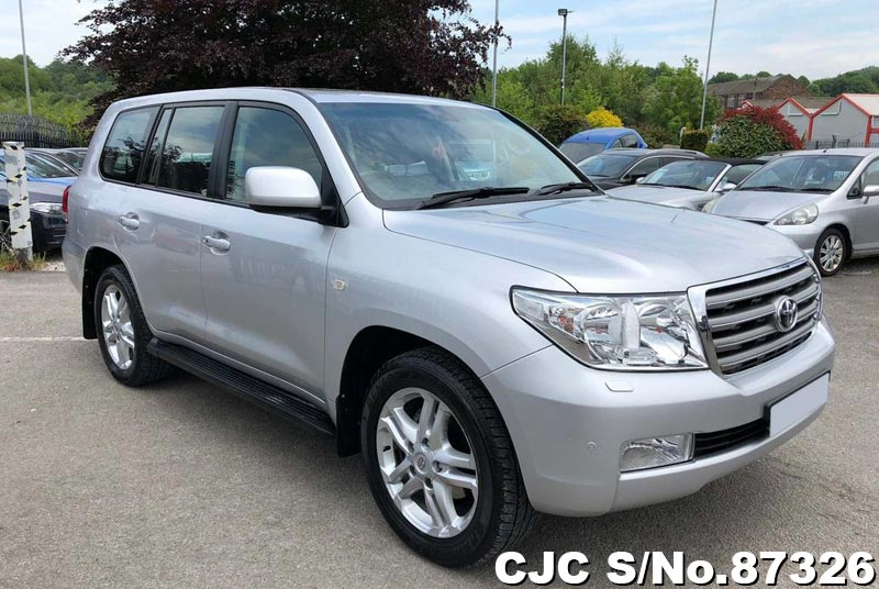 Toyota / Land Cruiser 2010 Stock No. TM1162378